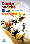Tintin And The Blue Oranges (UK-import) (DVD)