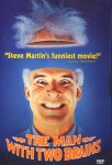 The Man With Two Brains (UK-import) (DVD)