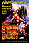 The Phantom From 10000 Leagues (DVD - SONE 1)