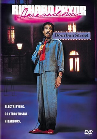 Richard Pryor - Here And Now (DVD - SONE 1)
