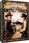 Alias Smith & Jones - Sesong 1 Boks 1 (DVD)