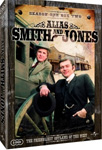 Alias Smith & Jones - Sesong 1 Boks 2 (DVD)