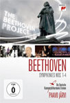 Beethoven: Symphonies 1-4 (DVD)