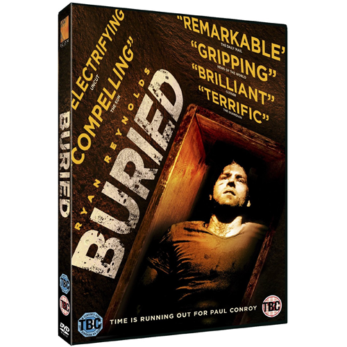 Buried (UK-import) (DVD)
