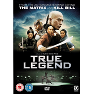 True Legend (UK-import) (DVD)