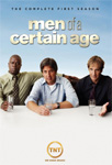 Men Of A Certain Age - Sesong 1 (DVD - SONE 1)