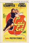 The Lady Eve - Criterion Collection (DVD - SONE 1)