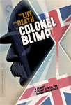 The Life And Death Of Colonel Blimp - Criterion Collection (DVD - SONE 1)