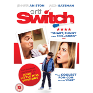 The Switch - Pappa På Boks (UK-import) (DVD)