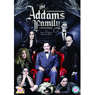 The Addams Family (UK-import) (DVD)