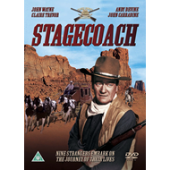 Stagecoach (UK-import) (DVD)