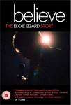 Eddie Izzard - Believe - The Eddie Izzard Story (UK-import) (DVD)