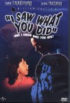 I Saw What You Did (DVD - SONE 1)