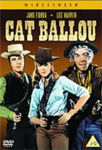 Cat Ballou (UK-import) (DVD)