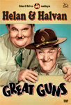 Helan & Halvan - Great Guns (DVD)