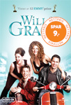 Produktbilde for Will & Grace - Sesong 1 (DVD)