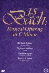 Johann Sebastian Bach - Musical Offering In C-minor (DVD - SONE 1)