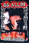 GG Allin - Live And Pissed (DVD - SONE 1)