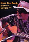 Dave Van Ronk - In Concert At The Bottom Line (DVD - SONE 1)