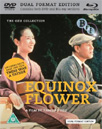 Equinox Flower / There Was A Father (UK-import) (Blu-ray + DVD)