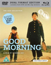 Good Morning / I Was Born But... (UK-import) (Blu-ray + DVD)