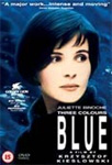 Three Colours Blue (UK-import) (DVD)