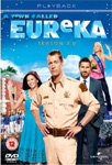 Eureka - Sesong 3 Del 1 (UK-import) (DVD)