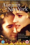 Autumn In New York (UK-import) (DVD)