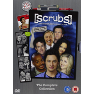 Scrubs - Den Komplette Serien (UK-import) (DVD)