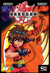 Bakugan Battle Brawlers - Sesong 1 Del 1 (DVD)