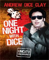 Andrew Dice Clay - One Night With Dice (DVD - SONE 1)