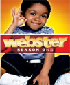 Webster - Sesong 1 (DVD - SONE 1)