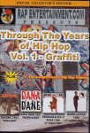 Produktbilde for Through The Years Of Hip Hop vol 1: Graffiti (DVD)