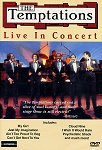The Temptations - Live In Concert (DVD - SONE 1)