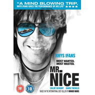 Mr. Nice (UK-import) (DVD)