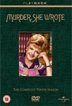 Murder, She Wrote - Sesong 10 (UK-import) (DVD)