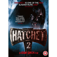 Hatchet 2 (UK-import) (DVD)