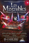 Les Miserables: In Concert - 25th Anniversary Edition (DVD)