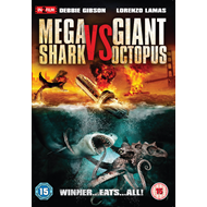 Mega Shark Vs. Giant Octopus (UK-import) (DVD)