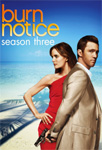 Burn Notice - Sesong 3 (DVD)