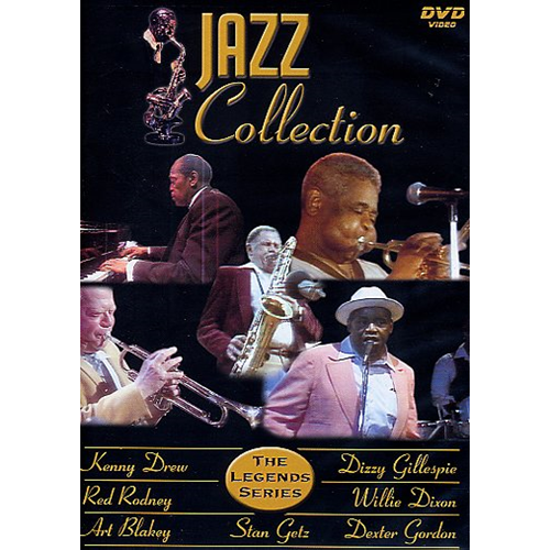 Jazz Collection: The Legend Series (DVD)
