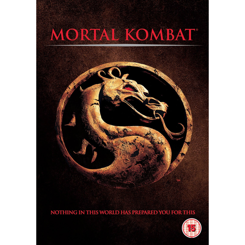 Mortal Kombat (UK-import) (DVD)
