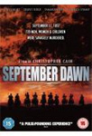 September Dawn (UK-import) (DVD)