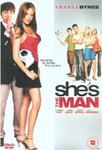 She's The Man (UK-import) (DVD)
