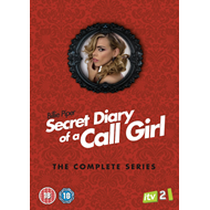 The Secret Diary Of A Call Girl - The Complete Series (UK-import) (DVD)