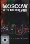 Keith Emerson Band - Moscow (DVD)
