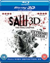 Produktbilde for Saw - The Final Chapter (UK-import) (Blu-ray + Blu-ray 3D)