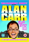 Alan Carr - Tooth Fairy Live (UK-import) (DVD)