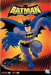Batman - The Brave And The Bold - Sesong 1 Del 1 (DVD - SONE 1)