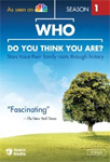 Who Do You Think You Are? - Sesong 1 (DVD - SONE 1)